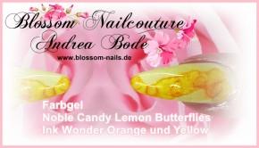Noble Candy Lemon Butterflies 5ml
