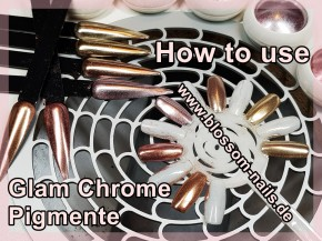 Glam Chrome Pigment 001