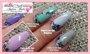 Paint & Art Gel Lilac Tube 8ml