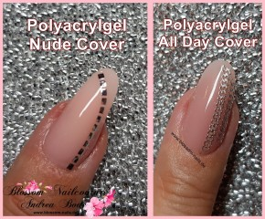 Easy & Cool Polyacryl Gel Nude Cover Tube 50ml