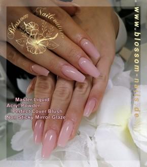 Acryl Powder Perfect Cover Blush 100g