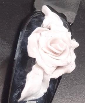 Acryl Powder Competition White 100g
