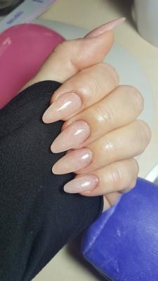 Easy & Cool Polyacryl Gel Glamour Cover 15ml Tiegel