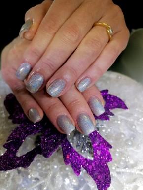 Holomatic Gellack Silky Silver 12ml