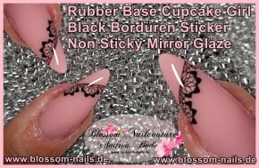 Rubber Base Cupcake Girl 15ml