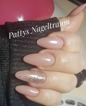 Non Sticky Ultra Finish Silversparkle 14ml